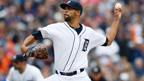 Price, Tigers shut out Twins on Opening Day