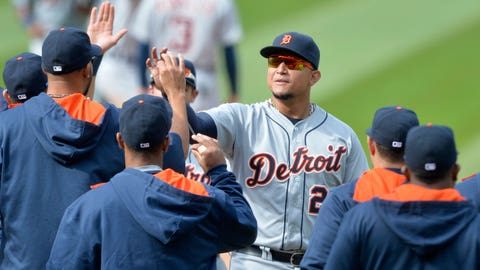 Gage: Hands down, the Tigers' best six-game start ever