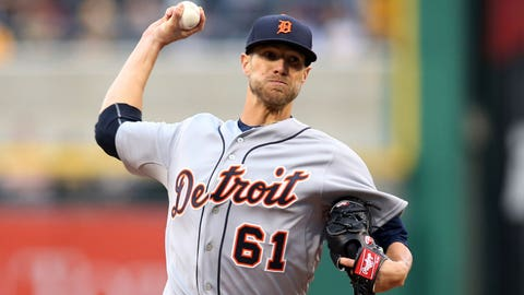 Greene impressive in Tigers' victory over Pirates