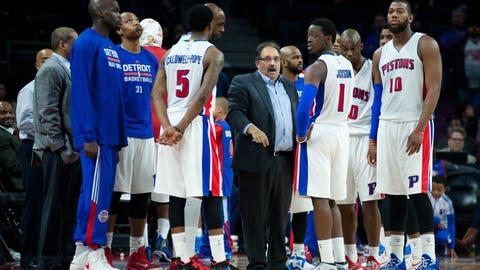 Despite losing season, Pistons in good position moving forward under Van Gundy