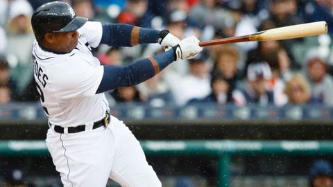 New Tigers Cespedes, Greene put on a show in rout of White Sox
