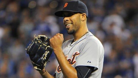17. David Price, SP, Detroit Tigers (9-2, 2.38 ERA, 115 SO, 125 IP)