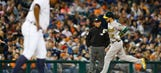 Gage: Tigers' weird loss to A's a punch in the gut