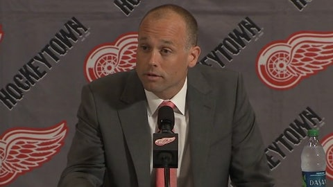 Wings' future is now -- and well beyond -- with new coach Blashill
