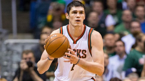 Acquisition of Ilyasova marks start of new era for Van Gundy, Pistons