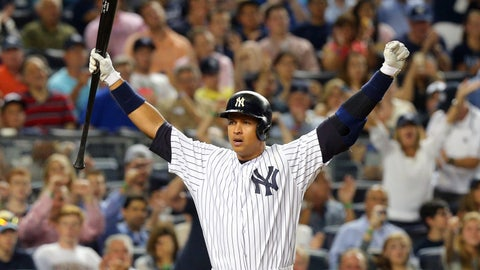 Cheers and jeers for A-Rod?