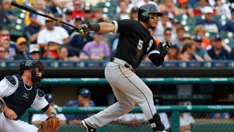 Carlos Sanchez, 2B, Chicago White Sox