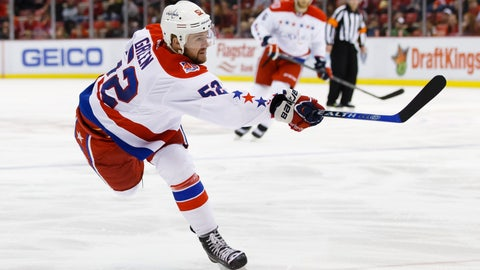 Red Wings sign long-coveted defenseman Mike Green