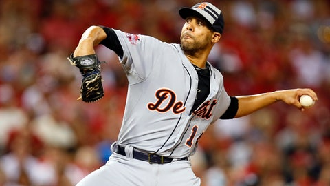 Tigers' Price earns win in All-Star Game