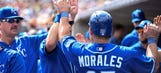 Royals rout Simon, Tigers to salvage series finale