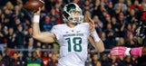 How much might Michigan State ride Connor Cook during his hot streak?