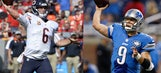 Stafford, Cutler face off in divisional battle Sunday