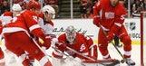 ICE CHIPS: Wings' winning streak snapped