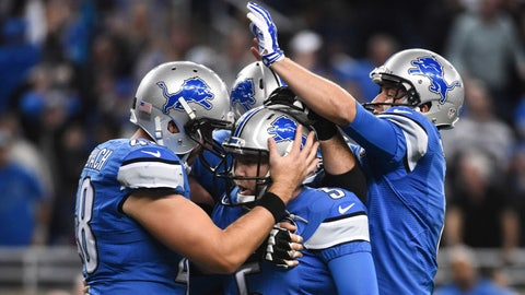 Lions top Bears 37-34 in OT for first win