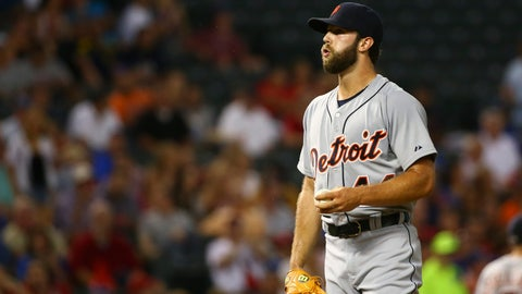 Tigers' Norris says he kept pitching with cancerous growth