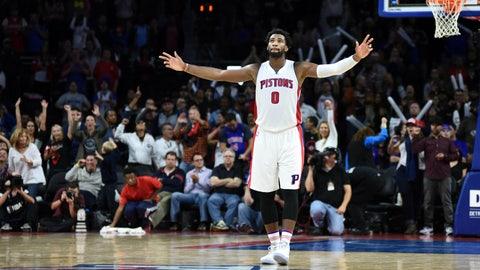 Detroit Pistons (17): 6-6