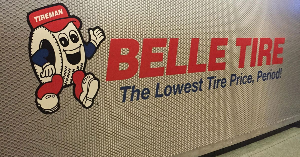 detroit lions belle tire discount