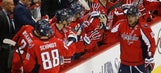 Ovechkin goes for milestone goal on Fedorov Night at the Joe
