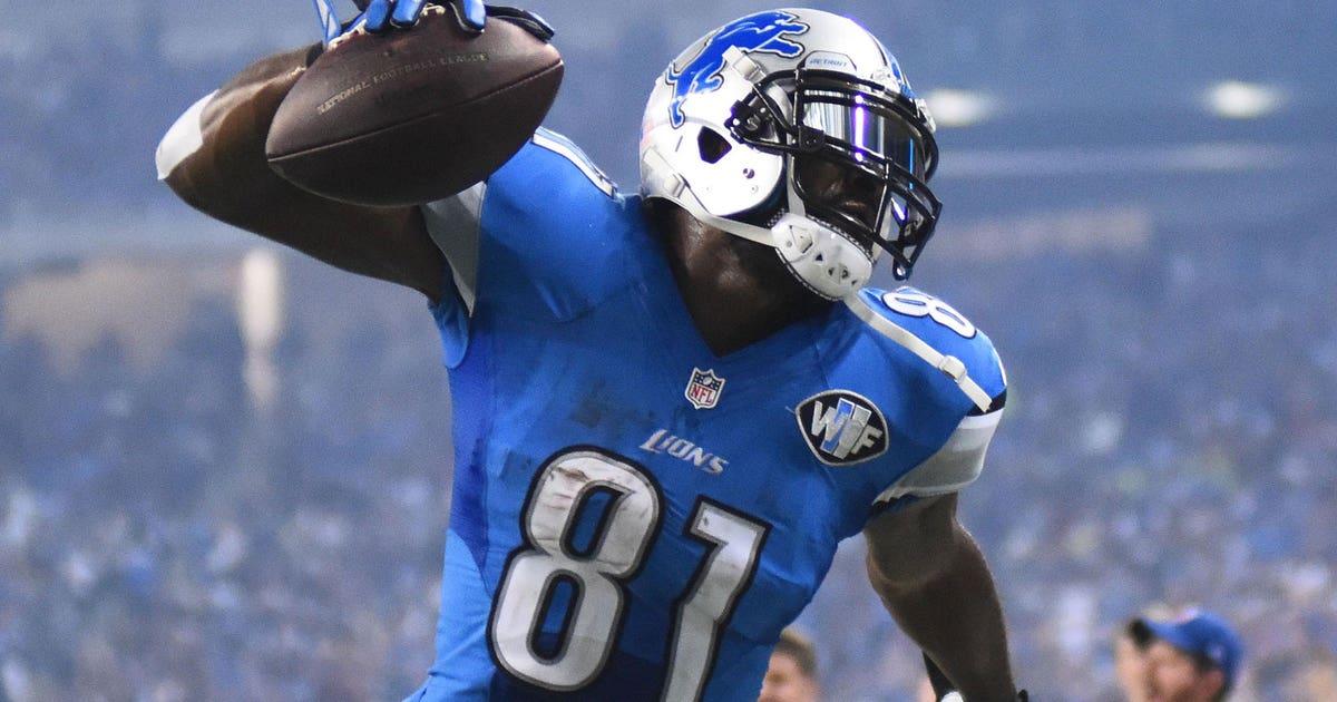 3be0e23ee Remembering Calvin Johnson s Best Fantasy Football Performances ...