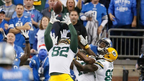 Packers shock Lions with 27-23 victory on walk-off Hail Mary