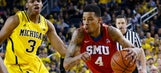 SMU faces biggest test yet when it hosts Michigan Tuesday