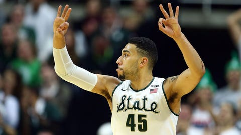 MSU holds off Florida, moves within one win of school's best start