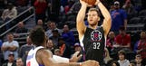 Equipment manager Blake Griffin punched not traveling with Clippers