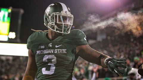 Sept. 24: at No. 11 Michigan State (East Lansing, Mich.)