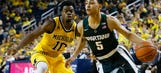 Forbes leads No. 10 Spartans to 89-73 rout of Michigan
