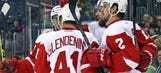 Red Wings get crucial victory in Columbus