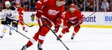Drew Miller re-signs with Red Wings