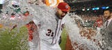 Scherzer ties MLB strikeout record as Nats top Tigers 3-2