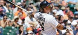 Cabrera hits 1 of 3 Tigers homers in 10-3 win over Marlins