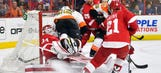 Red Wings still haven't won in Philly since 1997