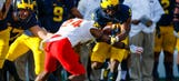 No. 2 Michigan faces road test at Iowa