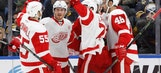 Red Wings snap drought with shootout win over Sabres