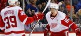 DeKeyser goal lifts Red Wings to 4-3 OT win in Brooklyn