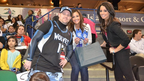 We love all of this fan's Wolves gear!