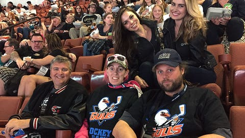 Ducks Fan Trip