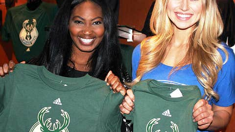 The FOX Sports Wisconsin Girls are excited about the new logos (and the future)! What about you Bucks fans?