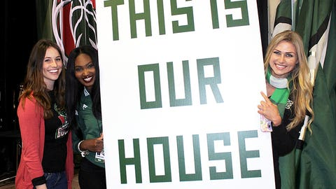 The FOX Sports Wisconsin Girls have a message for Bulls fans…