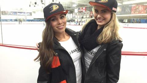 Anaheim Ducks G.O.A.L Mini 1 on 1
