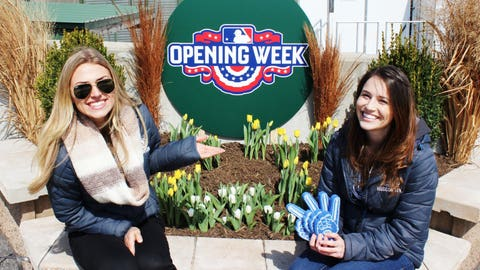 Opening Day means spring is around the corner & the Brewers are back in action on FOX Sports Wisconsin.