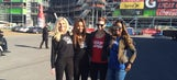 The FOX Sports Girls go to the DAYTONA 500- Day 1