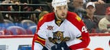 Panthers' Gudbranson, Winchester to miss several games