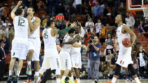 Hurricanes have best basketball season ever