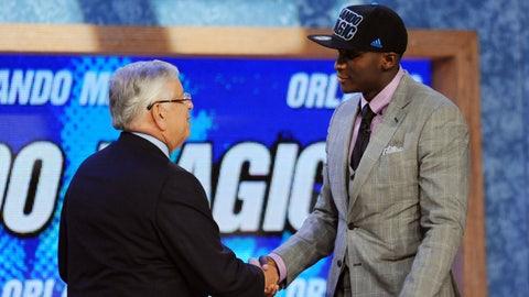 Magic draft Victor Oladipo