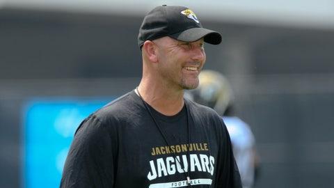 Jaguars hire Gus Bradley