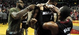 Heat's Chris Bosh named Eastern Conference Player of Week