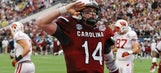 Connor Shaw throws 3 TDs in South Carolina's win